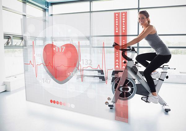 Messverfahren - Blutdruckmessung in Ruhe und unter Belastung