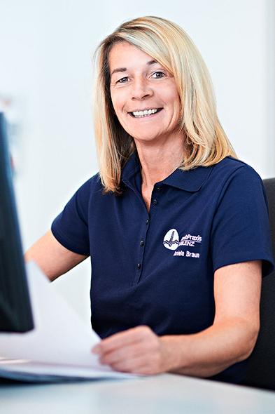 Daniela Braun | Mitarbeiterin der Kardio-Praxis Koblenz