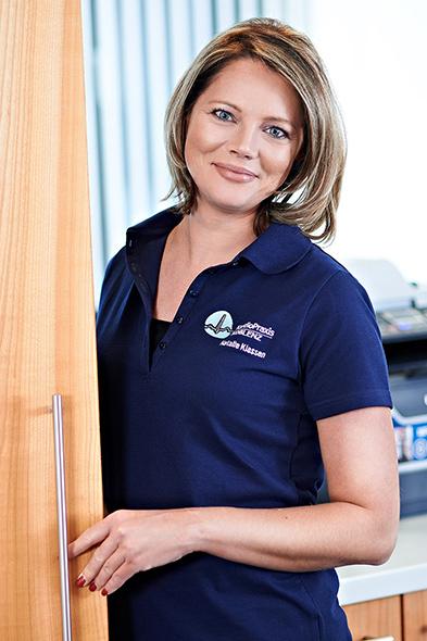 Natalie Klassen | Mitarbeiterin der Kardio-Praxis Koblenz
