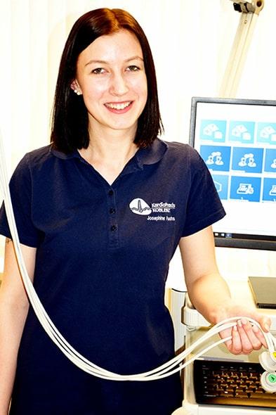 Josephine Fuchs | Mitarbeiterin der Kardio-Praxis Koblenz